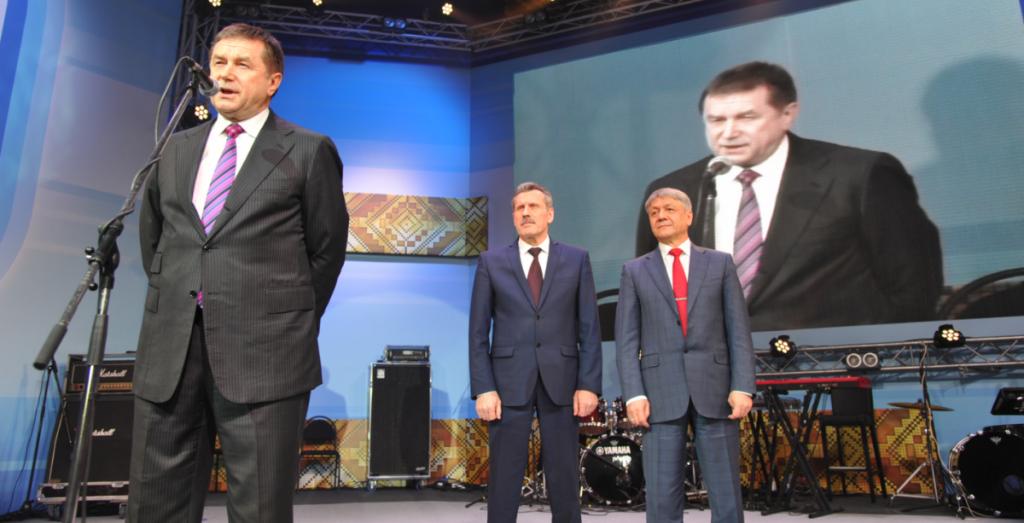 Сергей Хомяков, Сергей Молчанов и Шамиль Шарипов