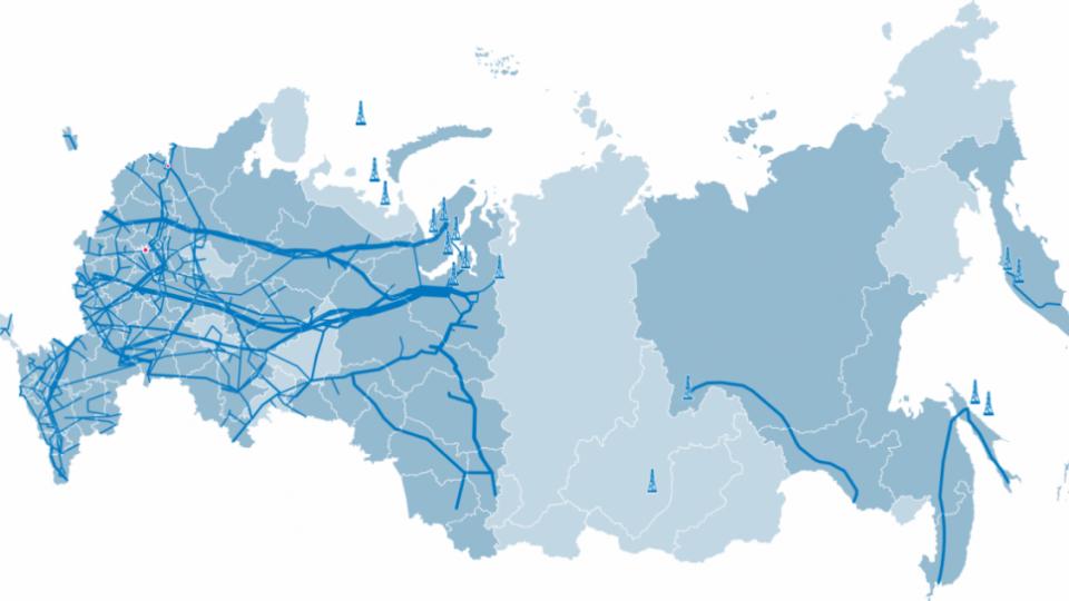 карта газификации
